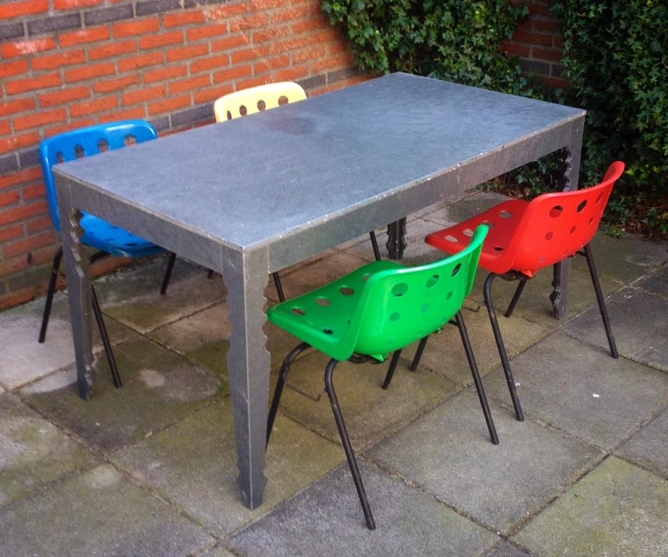 Garden Re-table